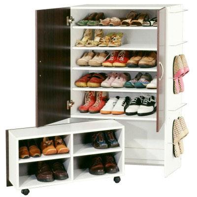 Cấm kỵ khi đặt tủ đựng giày