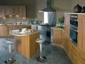 Nhà bếp, tủ bếp và những điều cấm kỵ trong phong thủy