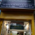 Cửa hàng Phong thủy Hoa Mộc Lan